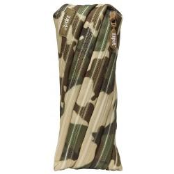 Penar cu fermoar, ZIPIT Camouflage - camuflaj verde