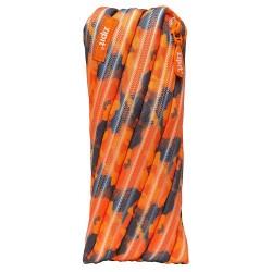 Penar cu fermoar, ZIPIT Camouflage - portocaliu/maro