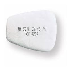 Prefiltru 3M 5911 pentru particule P1, 2 bucati/set