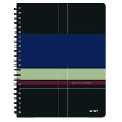 Caiet Leitz Executive Get Organized cu spira, coperta PP, A4, matematica