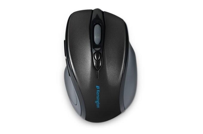 Kensington Pro Fit Mouse Wireless dimensiune medie - negru