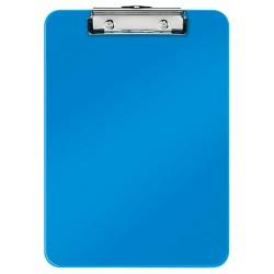 Clipboard simplu LEITZ Wow - albastru metalizat