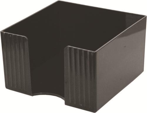 Suport cub hartie Flaro din plastic, negru mat