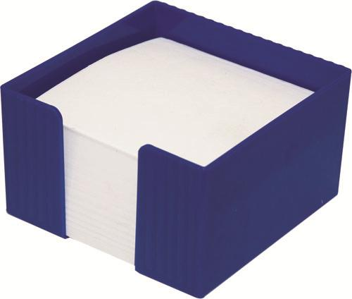 Suport cub hartie Flaro, albastru mat