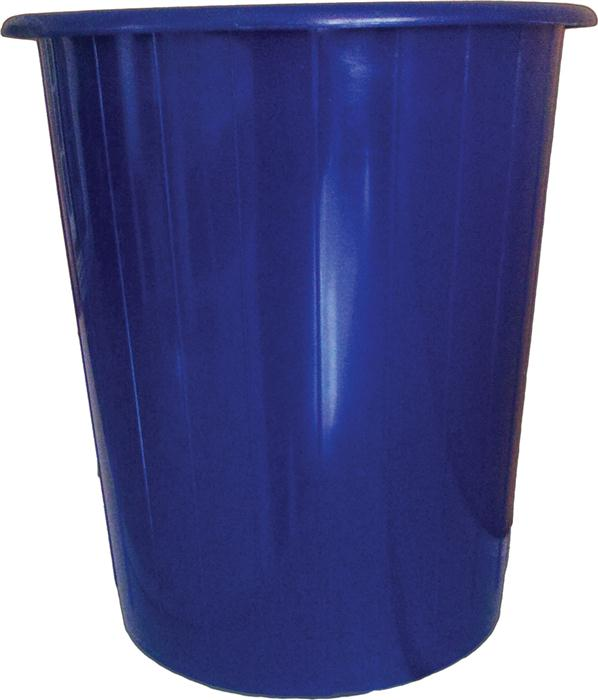 Cos hartie Tami, 14 litri, neperforat, albastru