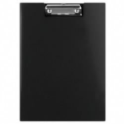 Clipboard, negru, dublu, A4, carton plastifiat