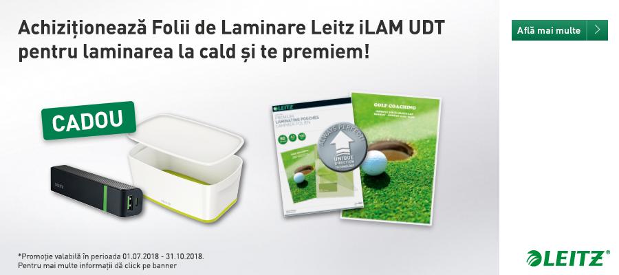 Promo Laminare Leitz